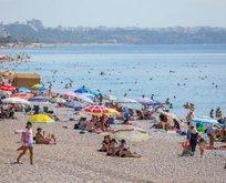 Antalya eski günlerine döndü! Milyonlarca turist geldi