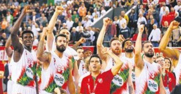 Pınar Karşıyaka Cimbom'u ezdi geçti