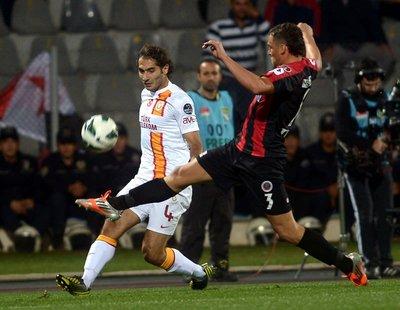 Gençlerbirliği:3 - Galatasaray:3