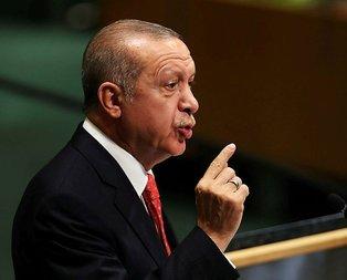 Erdoğandan BMye İstanbul teklifi