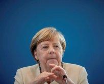 Merkel için yolun sonu!