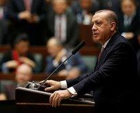 Cumhurbaşkanı Erdoğandan çok önemli Afrin açıklaması