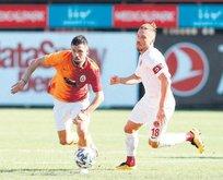 Galatasaray kazanmaya alıştı