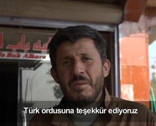 Rasulaynlı esnaftan Başkan Erdoğan'a teşekkür