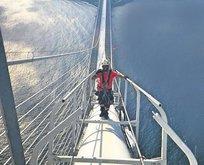 Köprüye son dokunuş