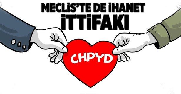 CHP Afrin rahatsızlığını yineledi