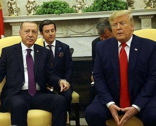 Başkan Erdoğan'dan ABD'li senatöre PYD çıkışı: Sizin Kürt diye zikrettiğiniz, PYD/YPG terör örgütüdür