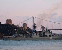 Karadeniz'de soğuk savaş!