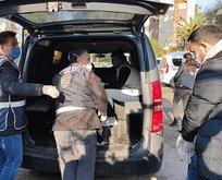 Türkiye'ye kaçak giren 4 PKK'lı gözaltında!