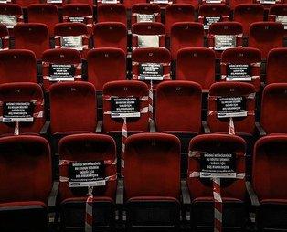 Kültür ve Turizm Bakanı Mehmet Nuri Ersoy duyurdu: Tiyatro ve sinema salonları için yeni 'koronavirüs' kararı