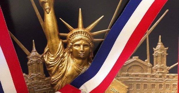 ABD'de 3 Türk'e şeref madalyası