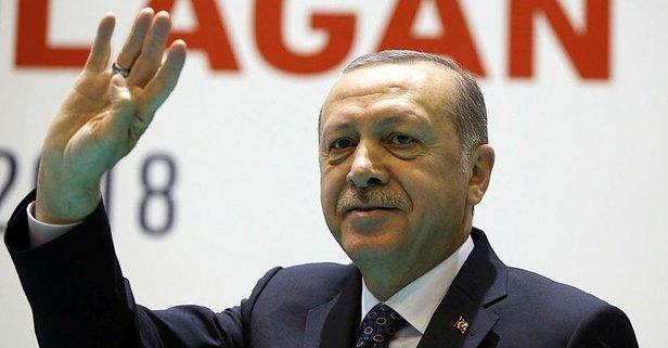 Başkan Erdoğan'dan Sakarya Zaferi mesajı