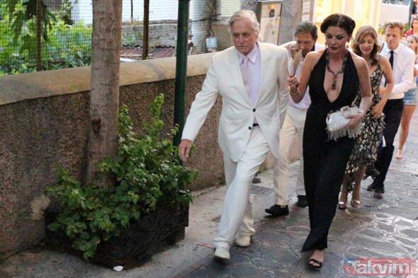 Beyazperdenin yakışıklısı Michael Douglas yıllara teslim oldu!