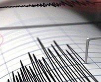 Adana'da korkutan deprem!
