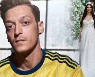 Mesut Özil'in son hali ağızları açık bıraktı!