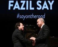 Başkan Erdoğan, Fazıl Say'ın babasını ziyaret edecek