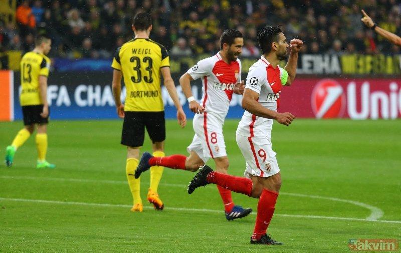 Galatasaray'a Radamel Falcao şoku! Görüşmeler başladı