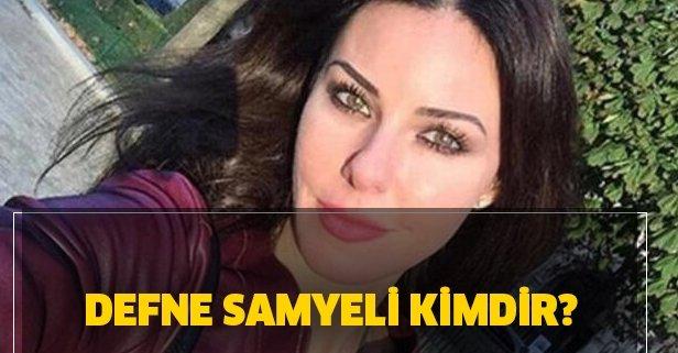 Defne Samyeli kimdir, yaşı kaç? Güzelliği ile büyüleyen Defne Samyeli'nin Instagram hesabı nedir?