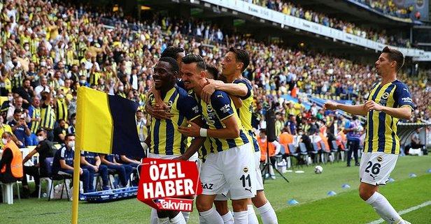 Fenerbahçe istatistiklerde de zirvede