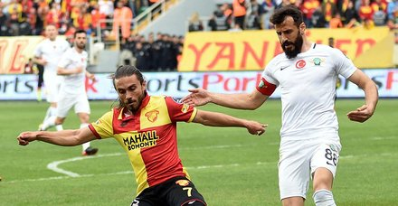 Maç sonucu: Göztepe 0-1 Akhisarspor