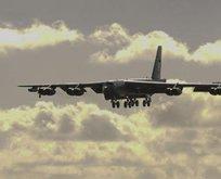 ABD savaş uçaklarından tehlikeli manevra!