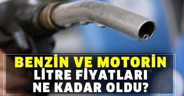 10 Nisan benzin ve motorin fiyatları ne kadar oldu?