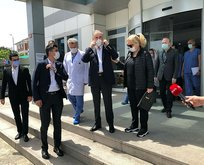 Mustafa Cengiz uyanır uyanmaz bunu yaptı