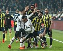 Beşiktaş, Fenerbahçeli 2 Oyuncunun PFDK'ya sevkini istedi