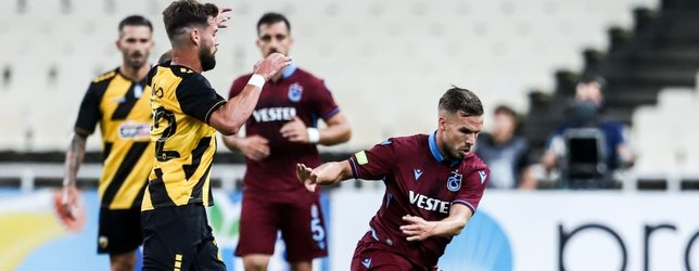 Yunanistan'da Ekuban'dan gol şov!