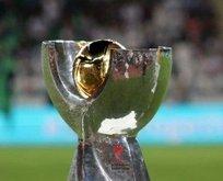 Süper Kupa maçının tarihi açıklandı