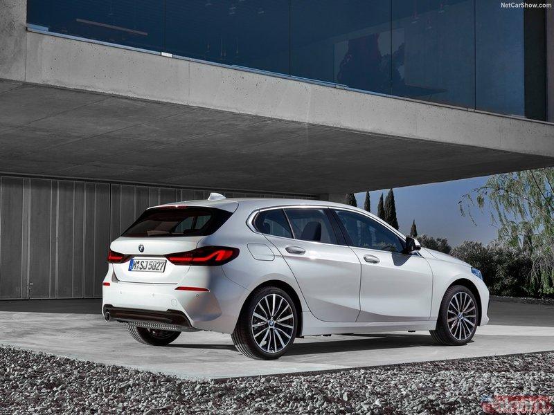BMW üçüncü nesil 1 Serisi yüzünü gösterdi! İşte 2020 model yeni BMW 1 serisinin özellikleri