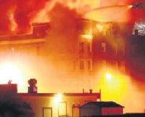 Batumda otel yangını: 12 ölü! Aralarında Türkler de var