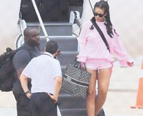 Sosyete Rihanna'nın izinden