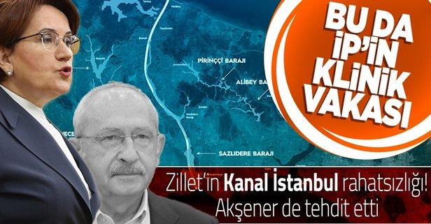Meral Akşener: Kanal İstanbul'u durduracağız