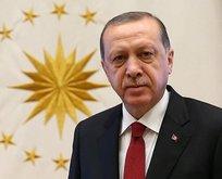 Başkan Erdoğandan 4 yıl sonra bir ilk