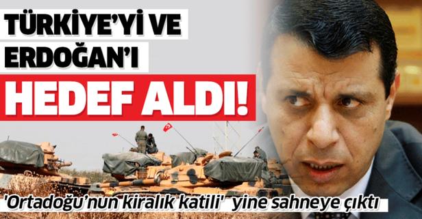 Kiralık katil Türkiye'yi hedef aldı
