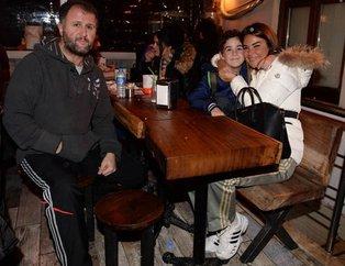 Özlem Yıldız'ın eski eşi Sinan Serter, Uludağ tatilinde oğlu Demir'in yanında gözaltına alındı!  Sinan Serter kimdir?