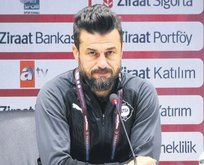 Bursaspor'un eski kaptanı göreve hazır