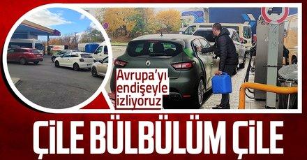 Almanya'da ekonomik kriz!