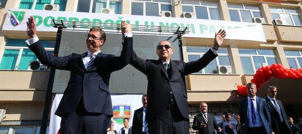 Erdoğan: FETÖ'yü Balkanlar'dan temizleyeceğiz!