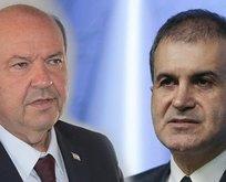 Camiye bizanslı saldırıya Türkiye ve KKTC'den sert uyarı!