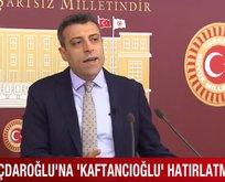 Öztürk Yılmaz'dan Kaftancıoğlu'na 'soykırım' tepkisi!