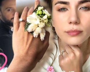 Buse Varol ile Alişan düğün için geri sayıma başladı!