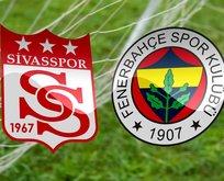 Sivasspor - Fenerbahçe maçı saat kaçta?