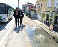 İzmir'de isyan ettiren görüntü!