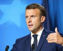 Macron'a büyük 'boykot'
