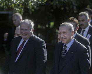 Yunan bakandan Erdoğana büyük övgü
