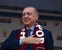 Başkan Recep Tayyip Erdoğan'dan açıklamalar