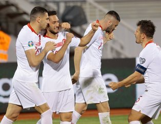 A Milli Takım'ın Moldova maçı 11'i belli oldu! Hedef üç puan