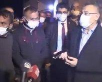 Başkan Erdoğan depremzedelerle görüştü